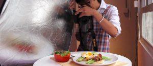 تکنیک های عکاسی از غذا و خوراکی